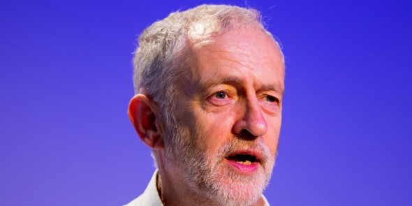 Jeremy Corbyn MP speaks at the TUC, in the central London. Dominic Lipinski/PA Archive